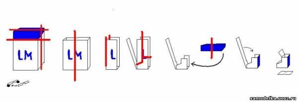 Как сделать ролика из бумаги