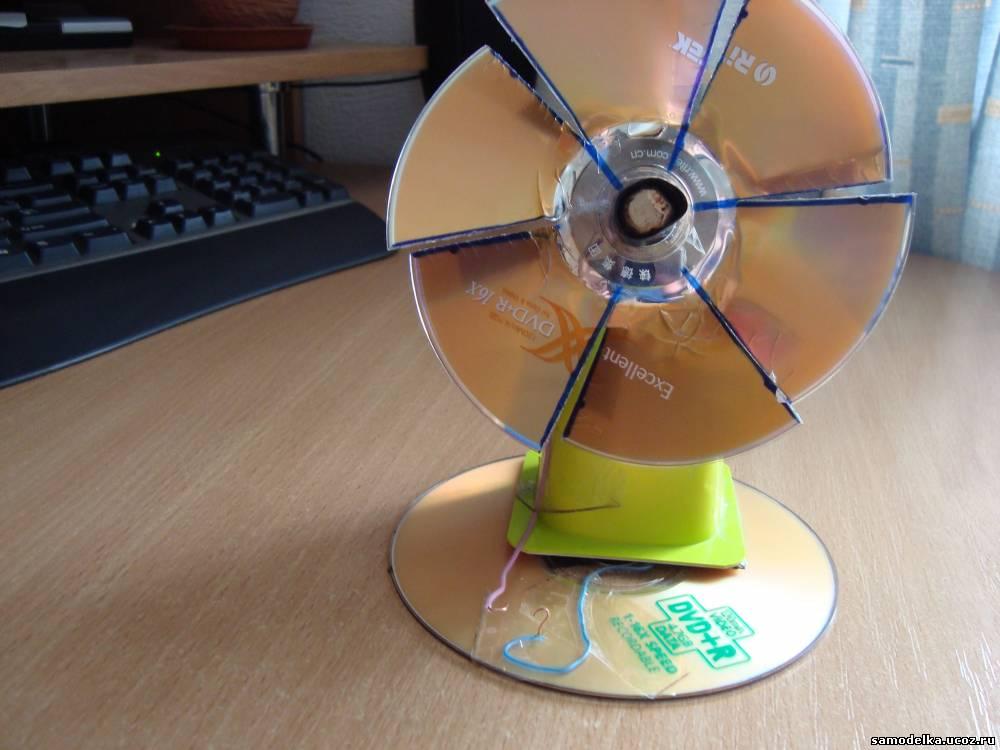 Вентилятор без лопастей своими руками 92