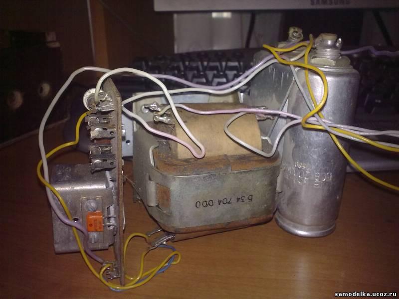 Как сделать из магнитофона 437