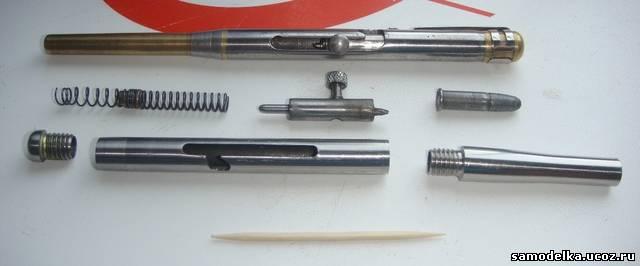 Ручка для стрельбы токарка