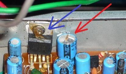 Прикрепленное изображение: микросхема и кондёр.jpg