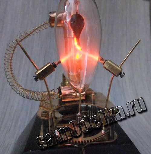 Плазменная лампа своими руками