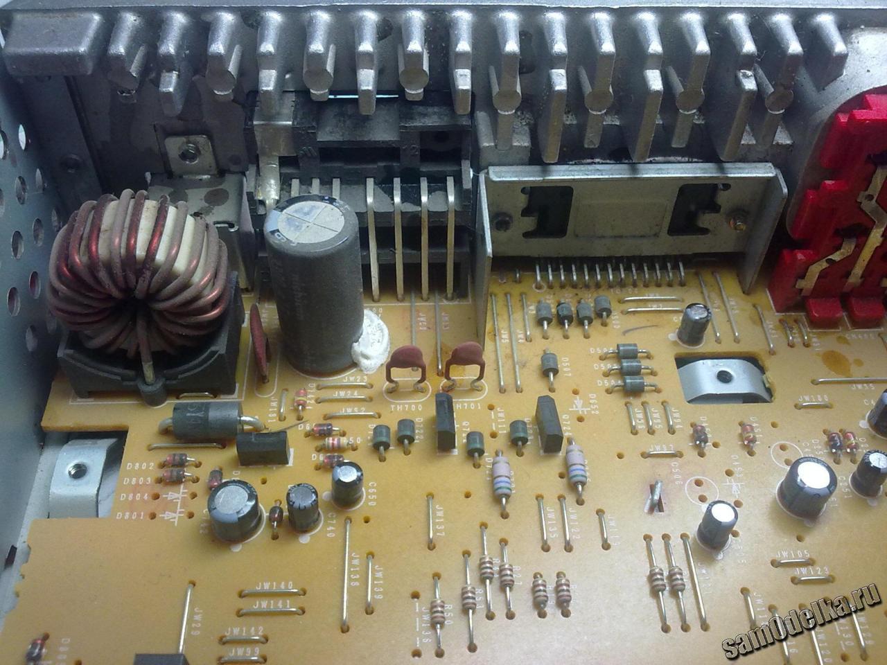 инструкция по использованию автомагнитолы xr-ca360ee sony